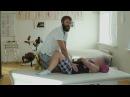Тренировка опорной функции ноги у пациентов перенесших инсульт. Полумостики