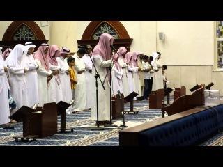 عشائية الثلاثاء - الشيخ إبراهيم العسيري - 5-8-1435ه
