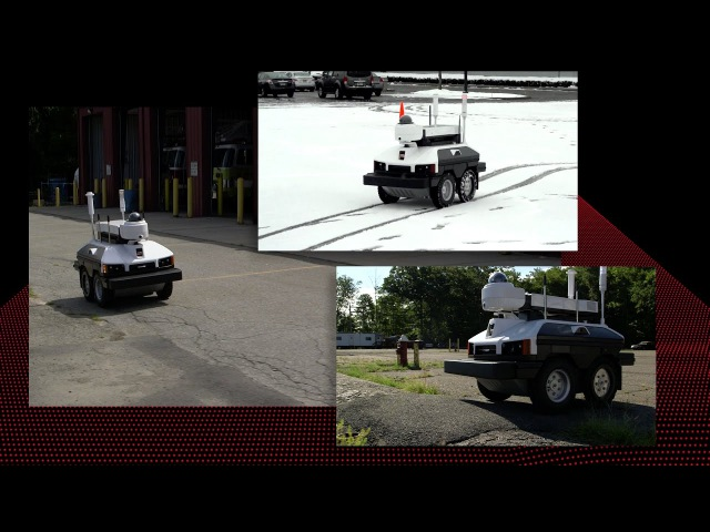 Sharp INTELLOS™ A UGV Journey