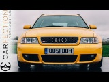 Audi B5 RS4 History Of The Audi RS Wagons PART 26 - Carfection