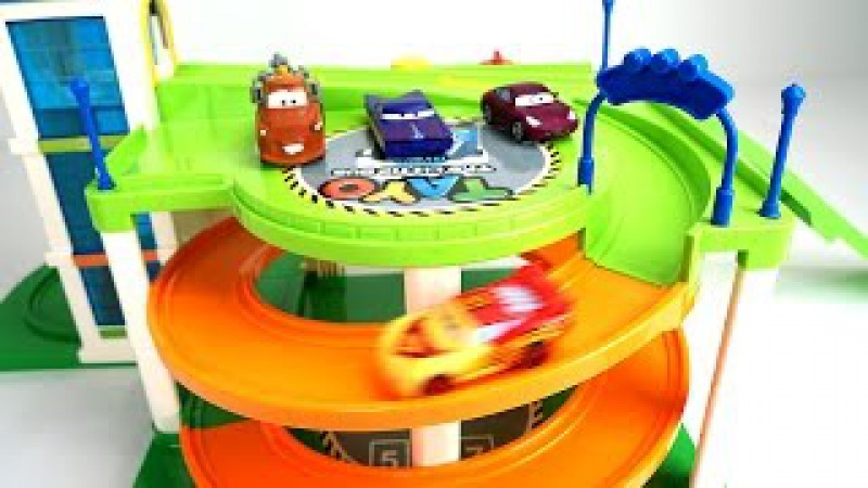 Best Color Learning Videos for Kids - Teach Kids Colors with Disney Cars Color Changers Tayo Toys!