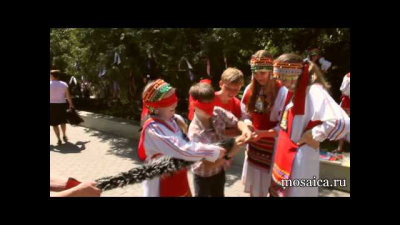 Мордовский праздник Шумбрат