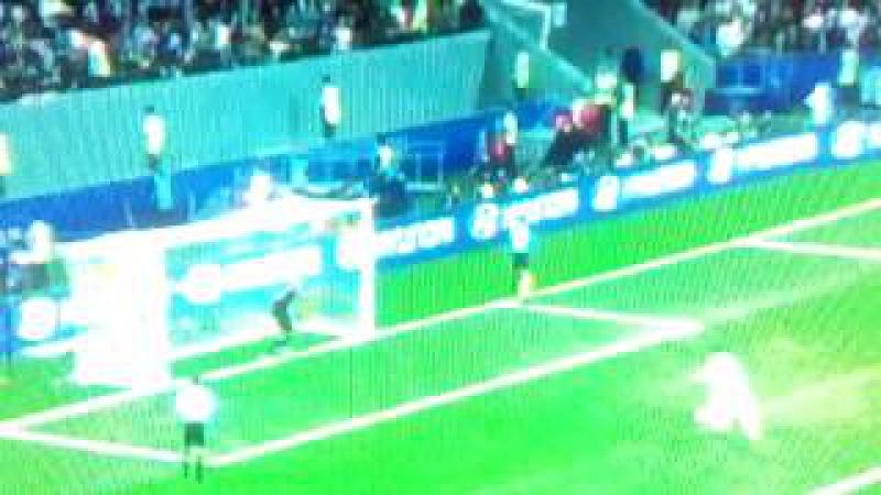 ARANGUIZs Amazing Penalty Goal vs Portugal | FinalistCHİLİ | 28.06.2017 | HD