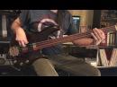 Мельница - Чёрный Дрозд  Алексей Кожанов (бас-гитара)