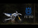 Обзор мотоцикла Husqvarna FE 350 MOTORCYCLE REVIEW HUSQVANA FE 350