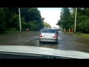 Потоп в Самаре после дождя 20.06.2017г. ул. Стара-Загора