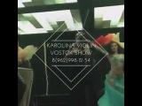 Karolina Violin Vostok show