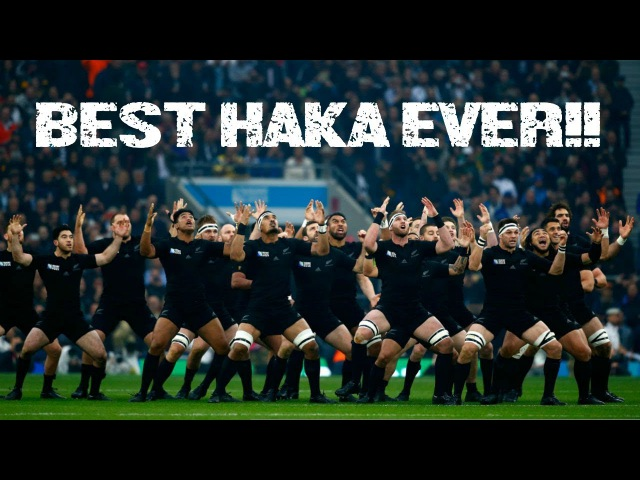 TOP 3 | Best All Black Hakas From 2016 - 2017