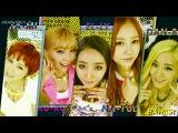 #Корейские девочки# TREN D - Candy Boy - Dj Ikonnikov E x c Version (выступление с разных площадок)