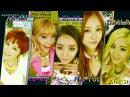 Корейские девочки TREN D - Candy Boy - Dj Ikonnikov E x c Version выступление с разных площадок