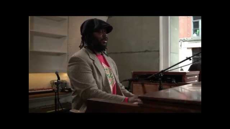 Delvon Lamarr Organ Trio - I Dont Want to Play That (Live on KEXP)