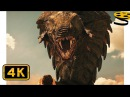 Атака Гигантских Змей Боги Египта 2016 HD