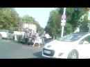 DonDay В Новочеркасске водитель избил пешехода сделавшего ему замечание