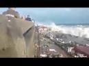 В Чили волны достигают высоты 15 метров 15 Aug 2017