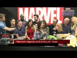 Marvel's Agents of S.H.I.E.L.D. Takes Over Marvel LIVE! at San Diego Comic-Con 2015