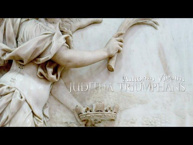 A. VIVALDI «Juditha triumphans» RV 644 [Aria Agitata infido flatu], D. Galou