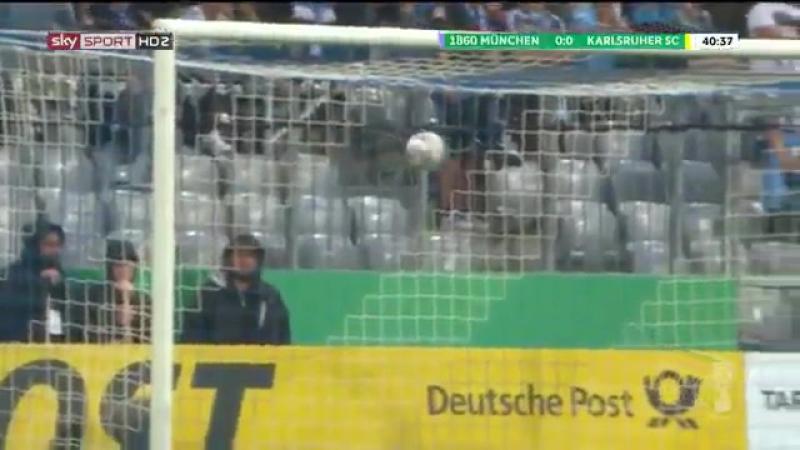 Кубок Германни 2016 17 1 раунд Мюнхен 1860 Карлсруэ 20 08 2016 full 360p