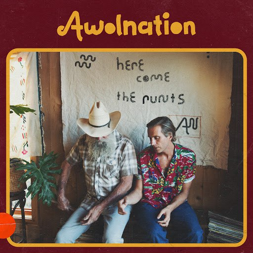 AWOLNATION альбом Here Come the Runts
