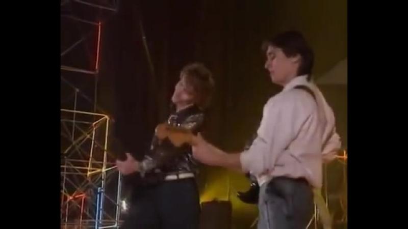 Светлана Разина и группа Фея - Мой путь (Интер-Поп-Шоу 1989 )