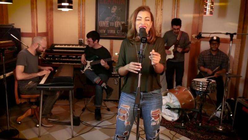 Фанк-кавер песни Vanessa Carlton - A Thousand Miles - FUNK Cover feat. India Carney!
