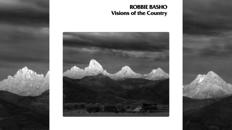 Visions Of The Country - Robbie Basho