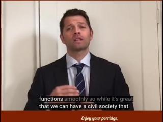 Видео обращение Миши к открытию своего сайта
