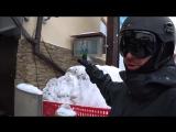 Вот так горнолыжные курорты следят, чтобы не передавали скипассы. Используется фотофиксация умными камерами. Снято на Розе Хутор