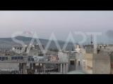 Турецкая авиация над курдами
