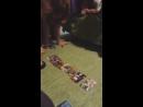 1-2 Ян 2018 г у Кати и у Ани . Играем с Катей и юрой, с Ингой и Юлей , с Леной , с Мариной