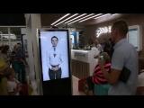 Знакомство с роботом от СКБ банка