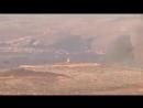 Уничтожения позиции террористов в Африне