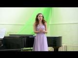 Ария царицы из оперы