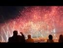 Алые паруса 2017. салют, световое и лазерное шоу