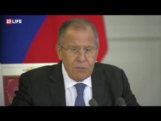 Заявление глав МИД РФ и СА по итогам переговоров президента и короля