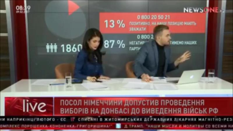 Вандал под куполом_ Гончаренко сделал дураками всех Украинцев