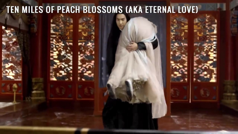 TEN MILES OF PEACH BLOSSOMS aka ETERNAL LOVE Ep 48 – He Doesnt Have Enough Stamina