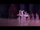 Павел Михеев в pas de trois в балете Щелкунчик. 21.09.2017