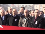 Şehit Piyade Astsubay Ömer Bilal Akpınar son yolculuğuna uğurlandı