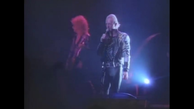 Judas Priest - The Sentinel (Live 1984) (Official Video)