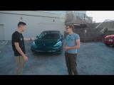 Тест-драйв и обзор Tesla Model 3