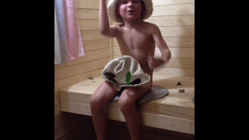Тим в бане