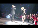 Taylor Swift &amp Sam Smith - Money On My Mind (Live on The Red Tour 2014, London night 2)