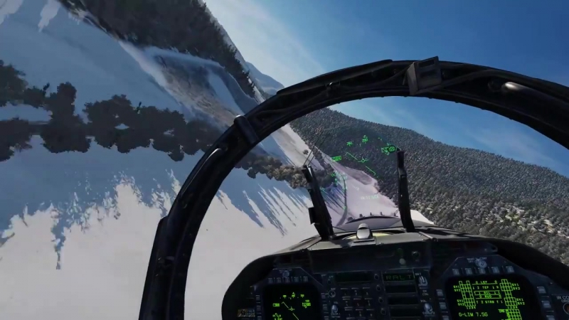 DCS: F/A-18C Hornet и новый Кавказ - превью