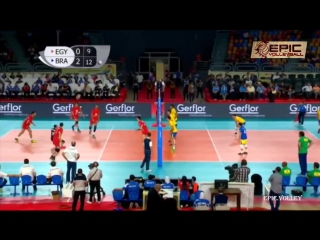 Best Epic Volleyball Videos for Summer 2017