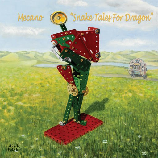 Mecano альбом Snake Tales for Dragon