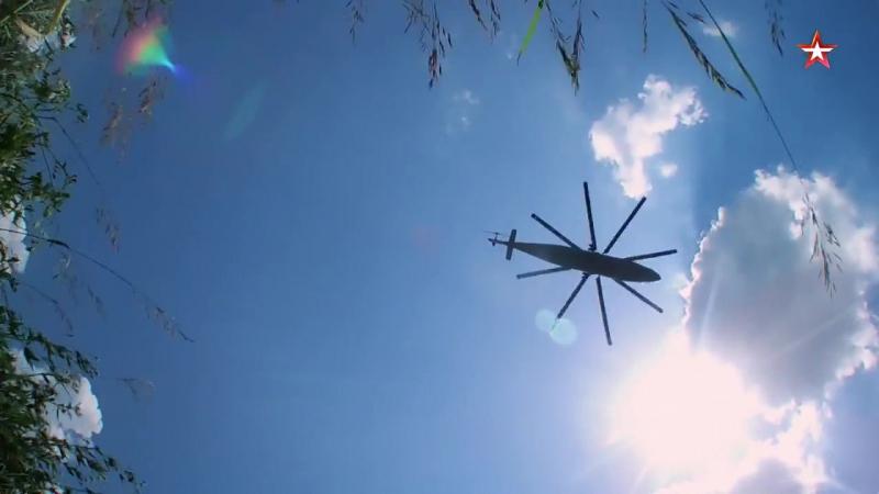 Видеоиллюстрация «Ми-26»