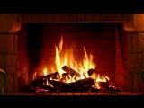 Релакс видео для медитации, Звук костра и горящего огня в камине - Fire, bonfire