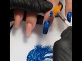 До чего же прекрасный синий цвет