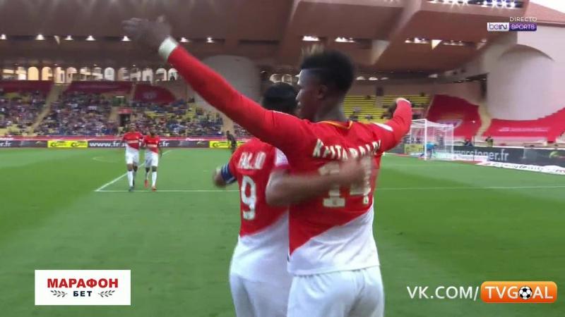 Монако 1-0 Кан | Кейта Б