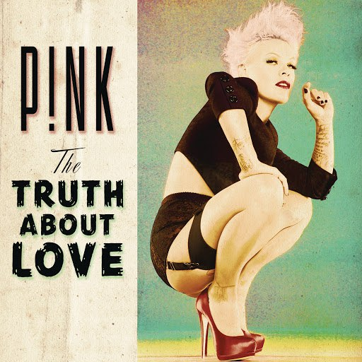 P!nk альбом The Truth About Love (Deluxe)